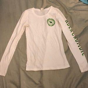Long sleeved Abercrombie shirt
